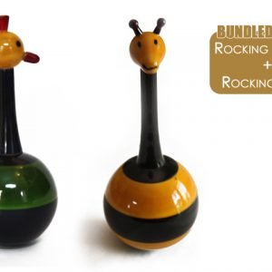 Rocking Giraffe & Birdy
