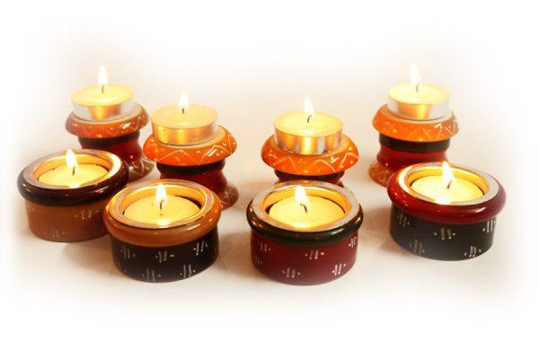 Diya Tea Light series