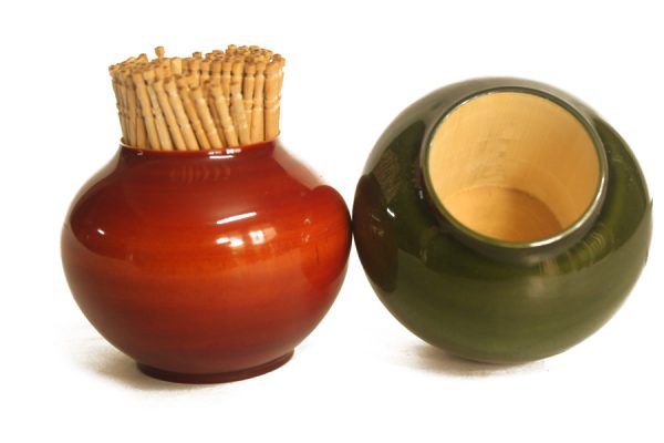 AATIKE Matki Toothpick holder