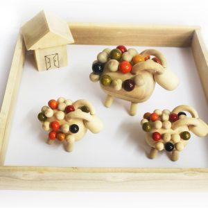 AATIKE Sheep Barn