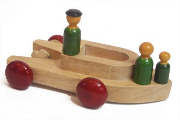 AATIKE Family Boat